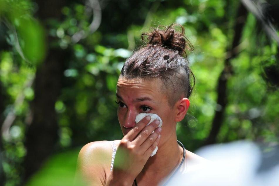 Kein Tag ohne Tränen.