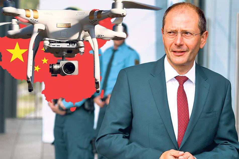 Die Antwort von Markus Ulbig (53, CDU) steht noch aus.