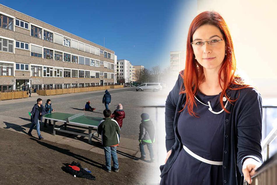 80 Prozent aller Erstklässler mit Migrations-Hintergrund! Dresdner Eltern meiden diese Grundschule