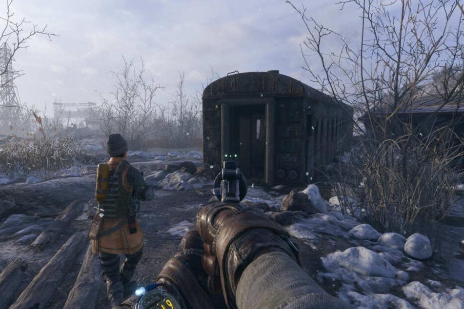 """Deep Silver und 4A Games haben am 15. Februar """"Metro Exodus"""", den dritten Teil der """"Metro""""-Reihe, veröffentlicht."""