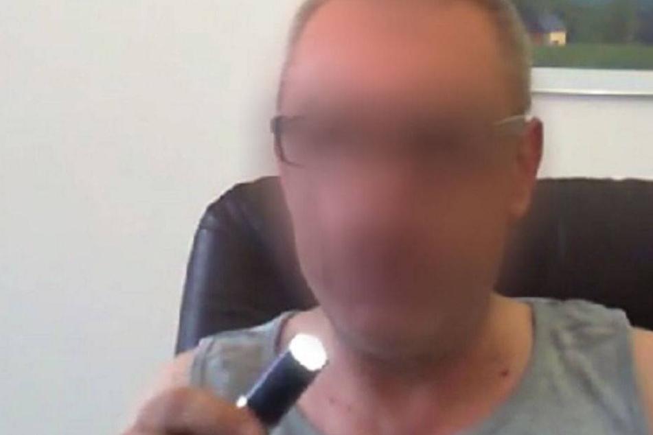 Ex-LEGIDA-Chef wollte verbotene Elektroschocker verkaufen