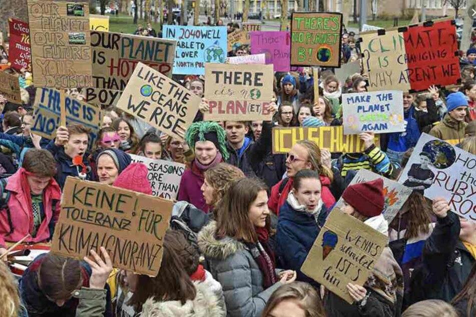 Aktivismus statt Studieren: Klimastreikwoche an der Uni Leipzig