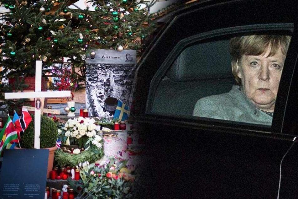 Merkel hatte den Angehörigen von Terroropfern am Montag Unterstützung versprochen. Zu spät, findet eine Psychologin.