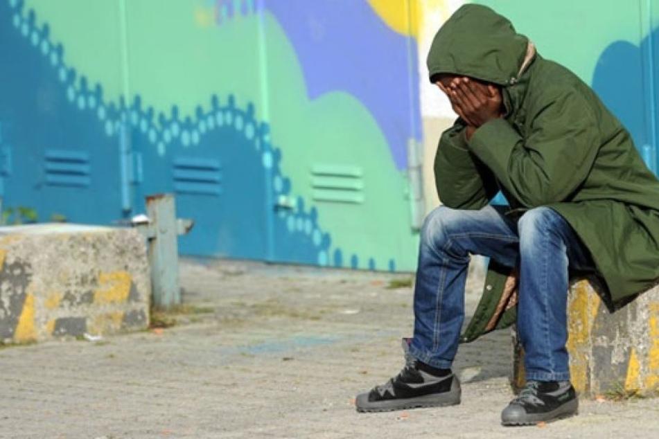 Der 29-Jährige ist Bewohner einer Zentralen Flüchtlingsunterkunft und marokkanischer Staatsbürger. (Symbolbild)