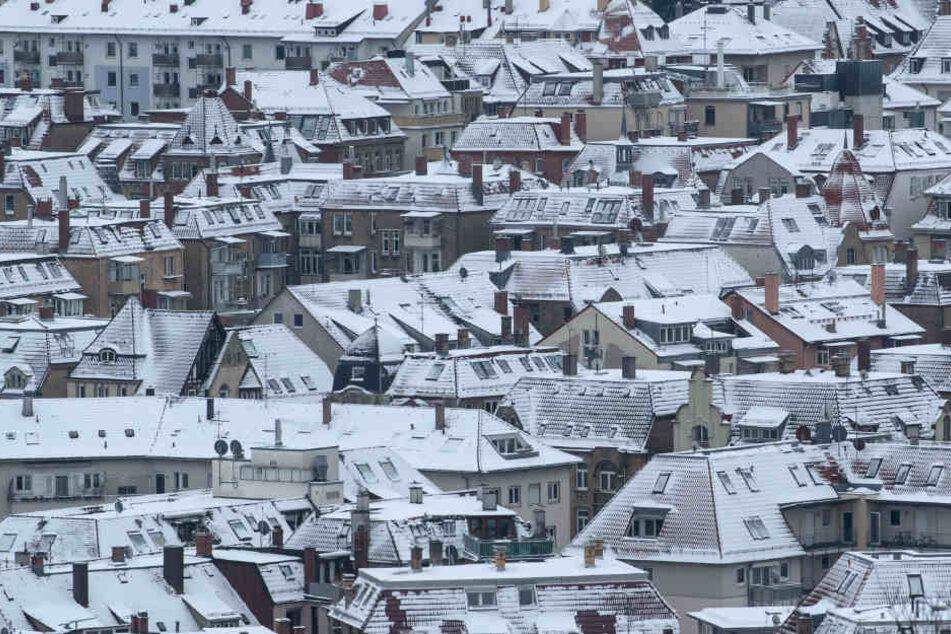 Wird es in Stuttgart noch diese Woche so aussehen, wie dieses Jahr im März?