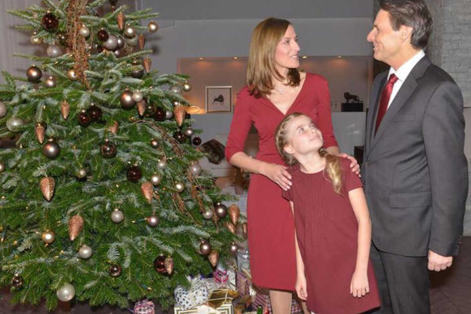 Auch in der Serie wird fleißig Weihnachten gefeiert.