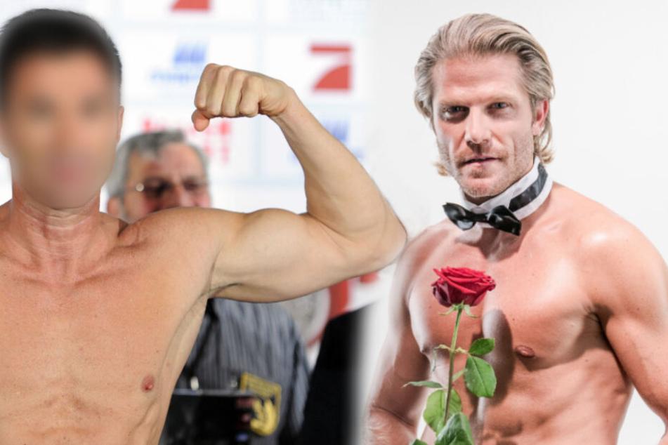 Schlag den Star: Muskelmann fordert Ex-Bachelor heraus