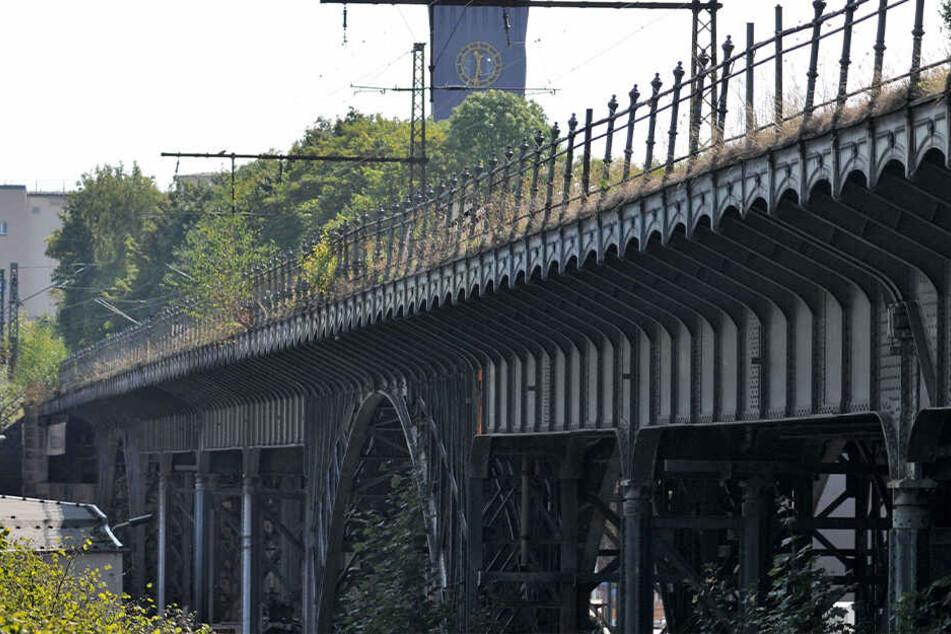 Wie geht es mit dem Chemnitzer Viadukt weiter?