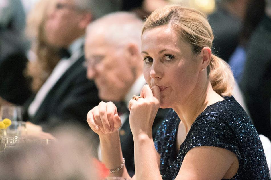 Bettina Wulff wurde mit Alkohol am Steuer erwischt.