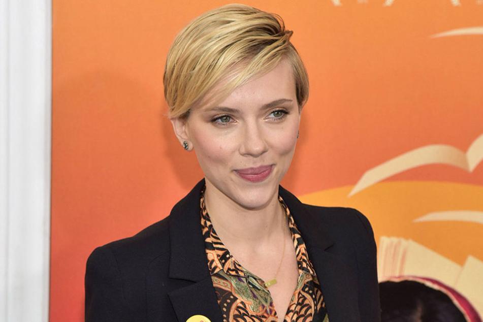 Scarlett Johansson (31) setzt ihre Stimme für einen guten Zweck ein.