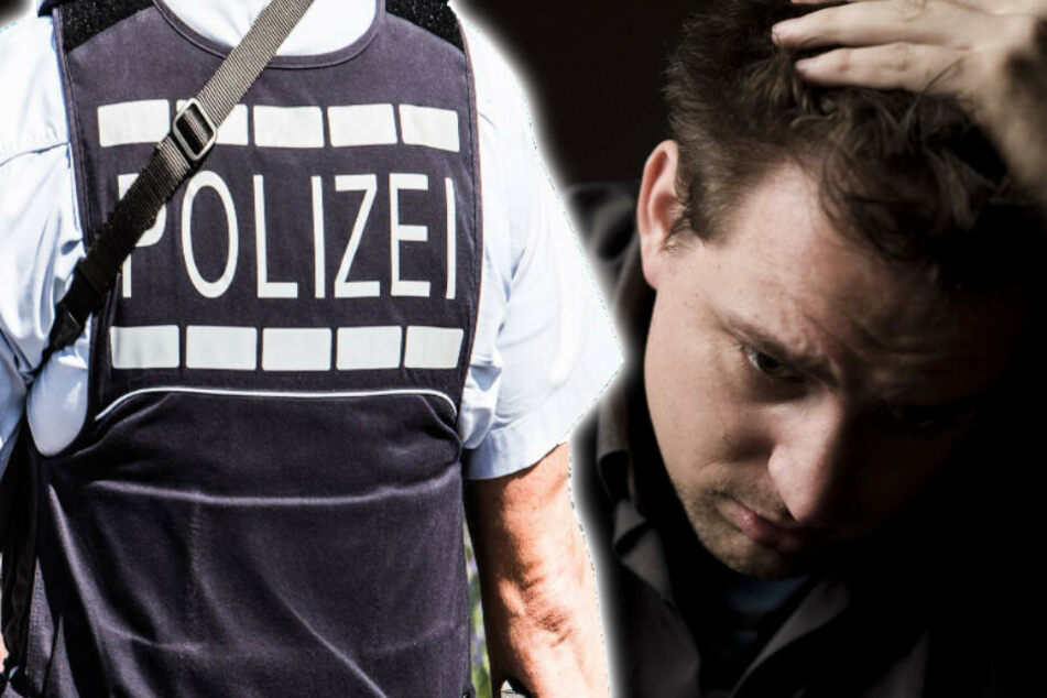 Die Polizei vermutet, dass der junge Mann überfallen wurde. (Symbolbild)