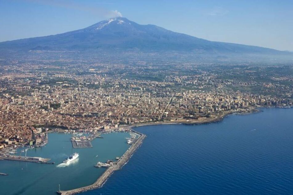 Die Hauptstadt Siziliens: Catania