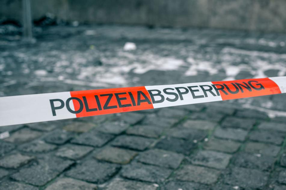 Die Frau lag in einem Gewässer im Gothaer Ortsteil Siebleben.