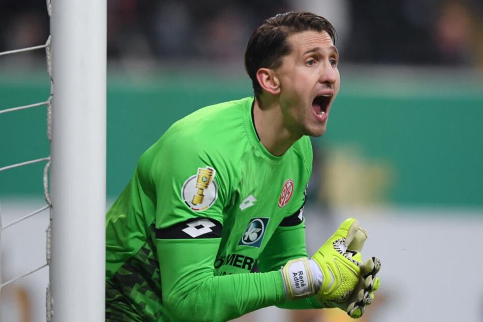 René Adler stand zuletzt 2018 für den 1. FSV Mainz 05 zwischen den Pfosten.