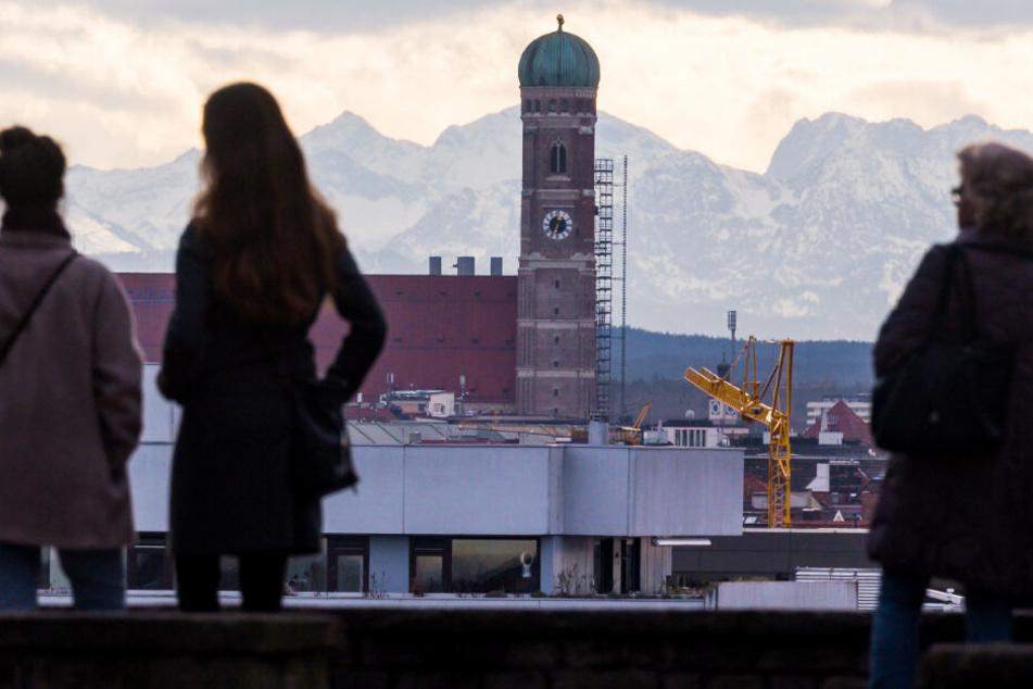 Das Wetter in Bayern wird in den kommenden Tagen sehr mild. (Archivbild)