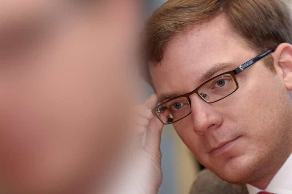In der falschen Trauermeldung wurde bereits die Beerdigung des ehemaligen Politikers Tobias Huch angekündigt.