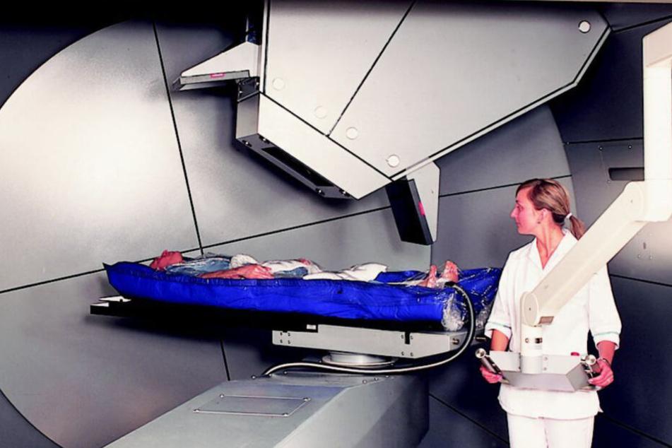 Hoffnung für Krebspatienten: Modernste Therapie bald in Berlin