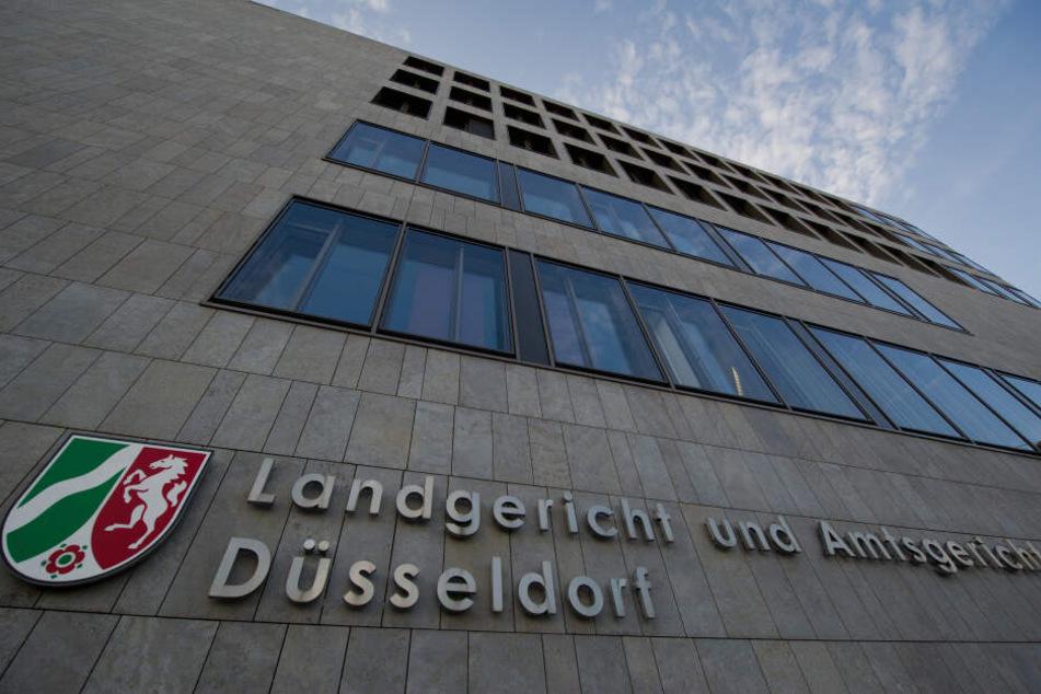 Das Düsseldorfer Landgericht.