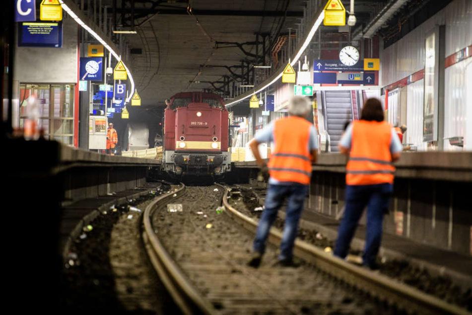 Die Stammstrecke der Münchner S-Bahn wird am Wochenende gesperrt.