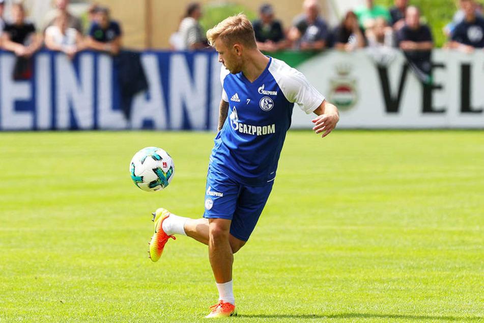 Kommt der vereinslose Max Meyer zur TSG Hoffenheim?