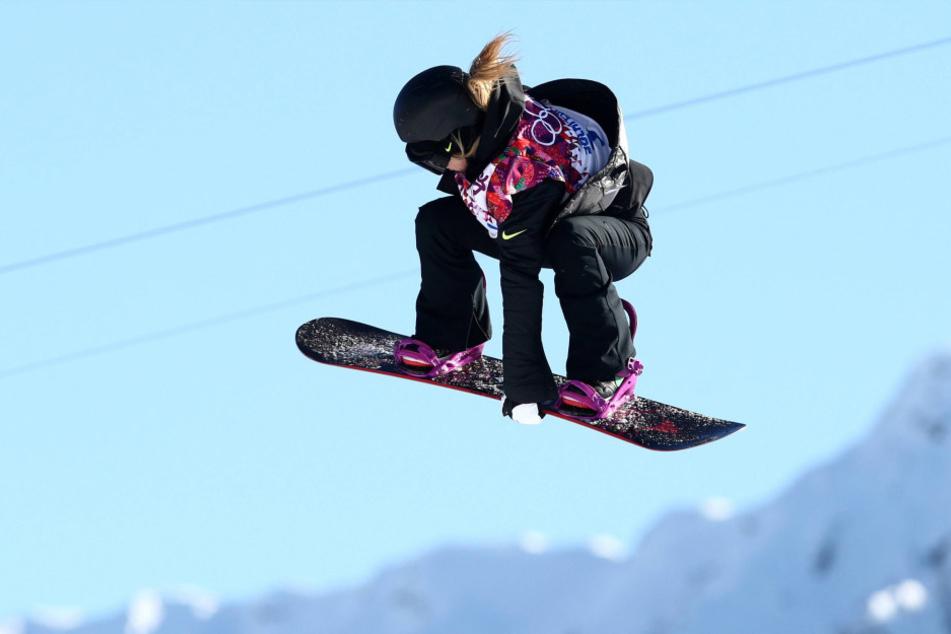 """Snowboarderin Anna Gasser steht zur Wahl der """"Sportlerin des Monats""""."""