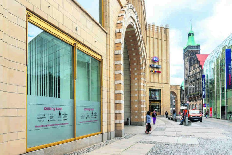 In der Galerie Roter Turm gibt es bald wieder mehr Geschäfte. Anfang September eröffnet ein Multilabel-Store. Schon im Sommer teilen sich Vero Moda und Jack & Jones eine Filiale im Einkaufszentrum.