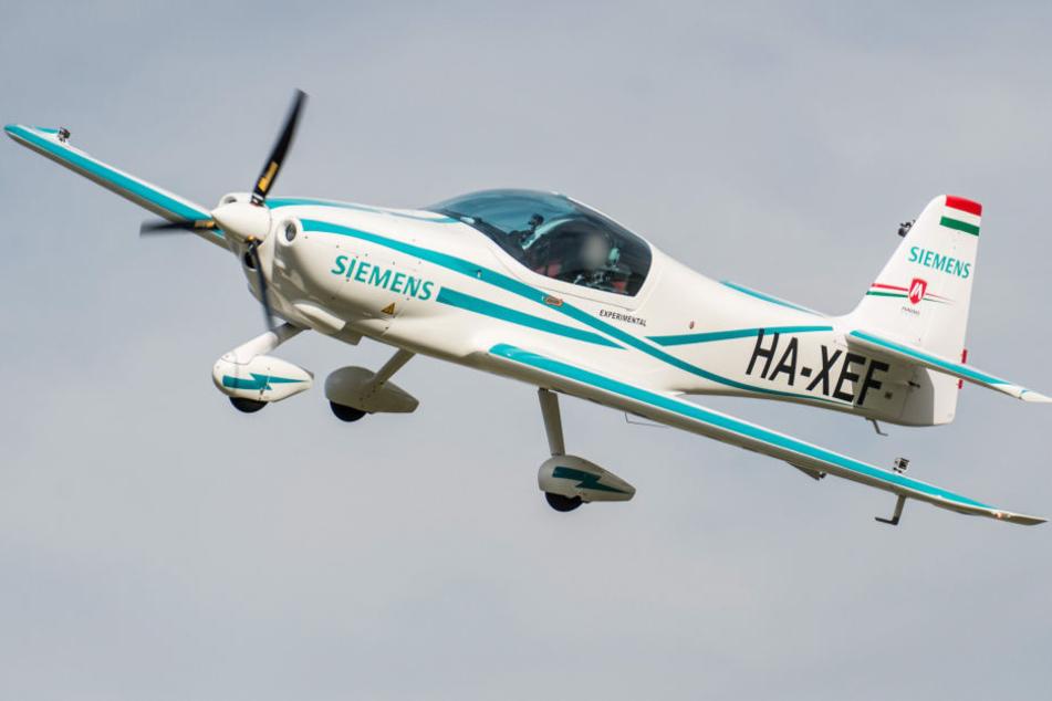 Siemens will das Programm zur Weiterentwicklung elektronisch angetriebener Flugzeuge trotz des Unfalls fortsetzen.
