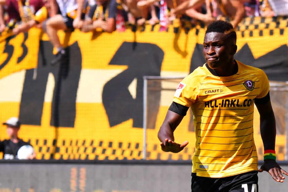 Ex-Dynamo Moussa Koné schießt sein Team kurios zum Sieg: Der Joker sticht!