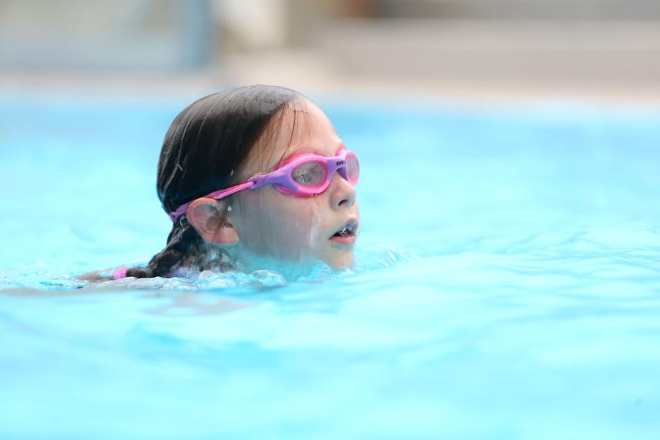 In der Schwimmschule in Sachsenburg gibt es Schwimmkurse für Kinder und Erwachsene - allerdings nicht während des Lockdowns.