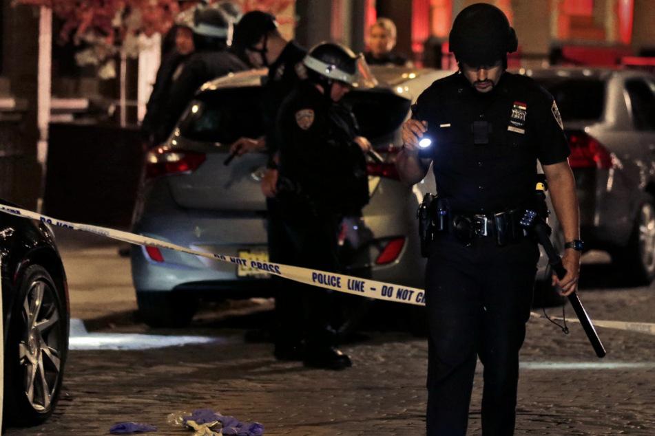 Die Polizei in Minneapolis hat derzeit alle Hände voll zu tun, so wie hier im Zuge der Demonstrationen nach dem Tod des Afroamerikaners George Floyd.