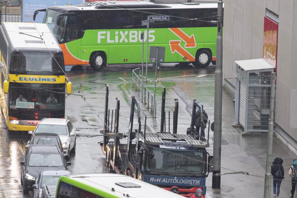 Bald rollen wieder mehr Fernbusse durch Deutschland (Symbolbild).