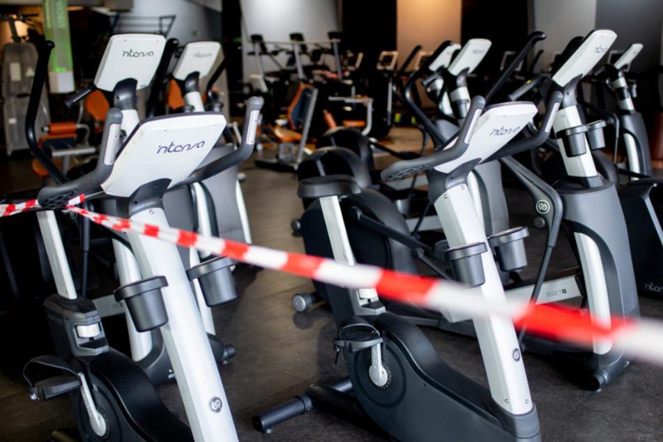 Fitnessstudios in Bayern dürfen wieder öffnen.