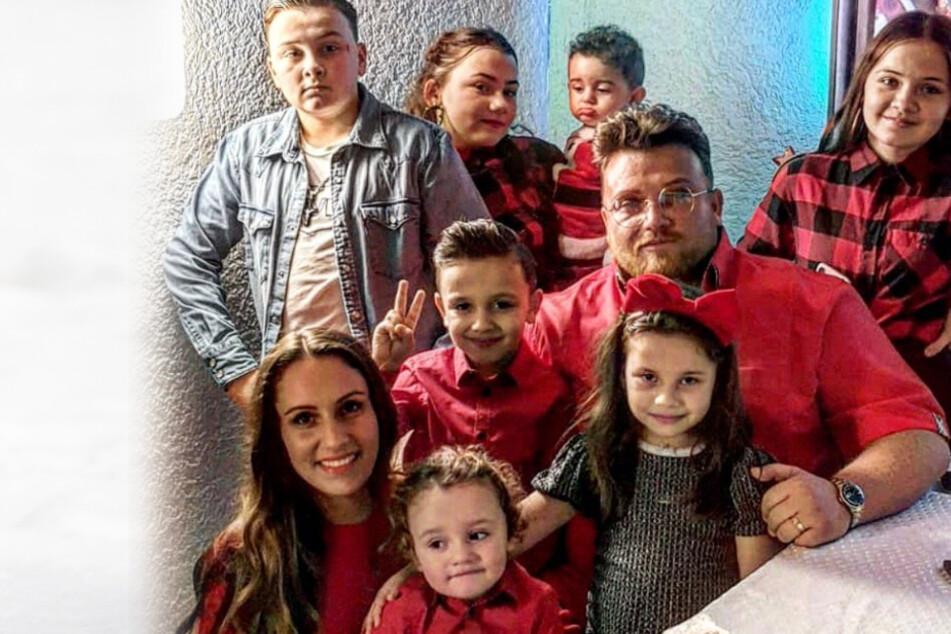 Menowin Fröhlich in Entzugsklinik: Seine jüngeren Kinder wissen von nichts!
