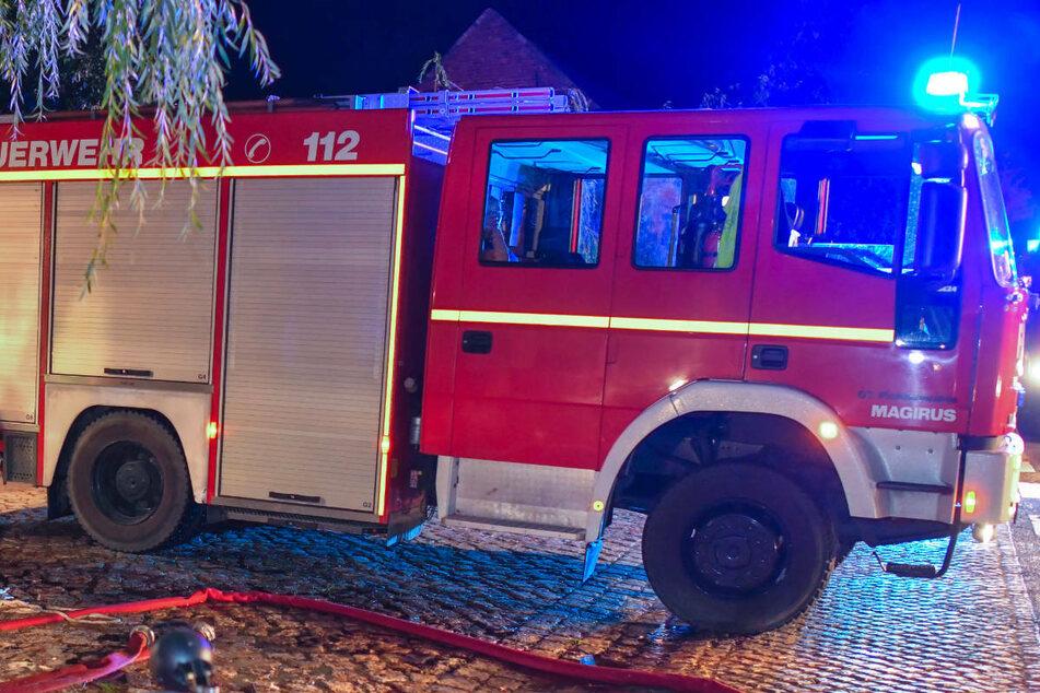 Am Sonntagabend sind bei einem Brand in einem Bungalow und zwei Ställen auf einem Gartengrundstück in Brandenburg/Havel mehrere Kleintiere getötet worden. (Symbolfoto)