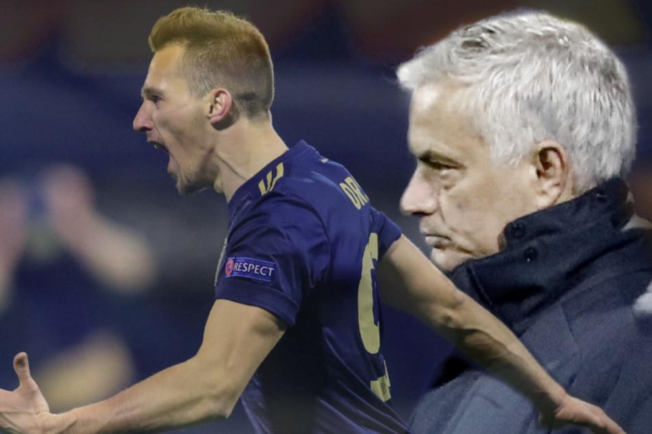 Tottenham-Blamage in Euro League: Mourinho fliegt und zerlegt seine Mannschaft