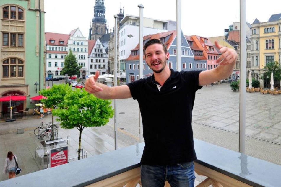 Sächsischer Rapper rechnet mit seiner Stadt ab