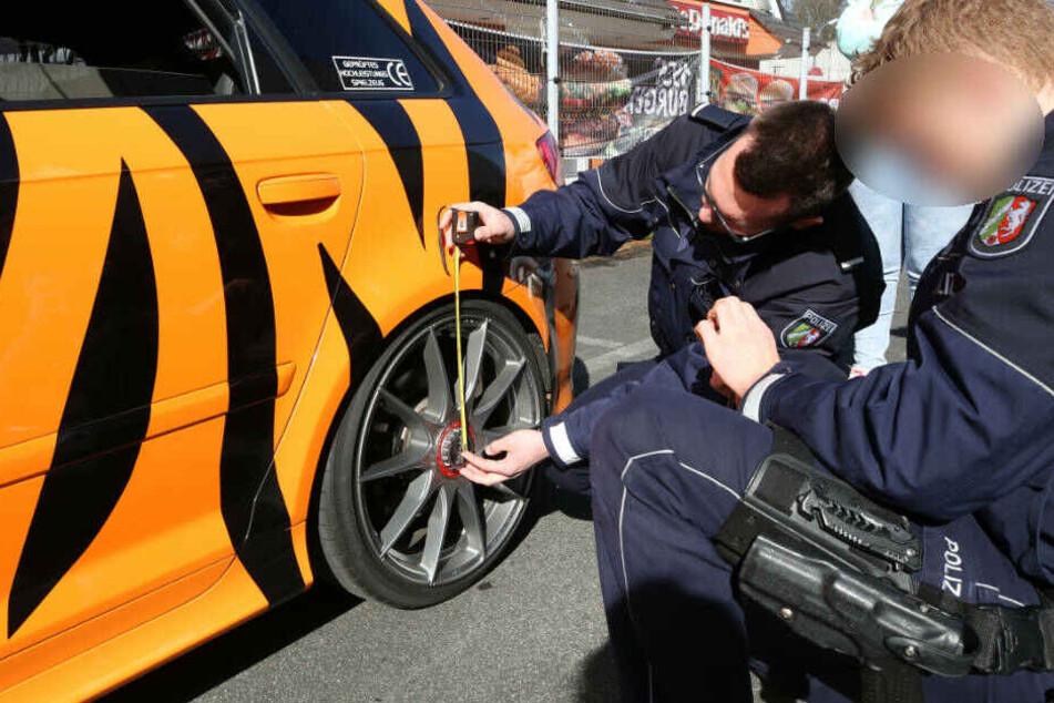 """""""Car-Freitag"""": NRW-Polizei wegen illegaler Rennen in Alarm-Bereitschaft"""