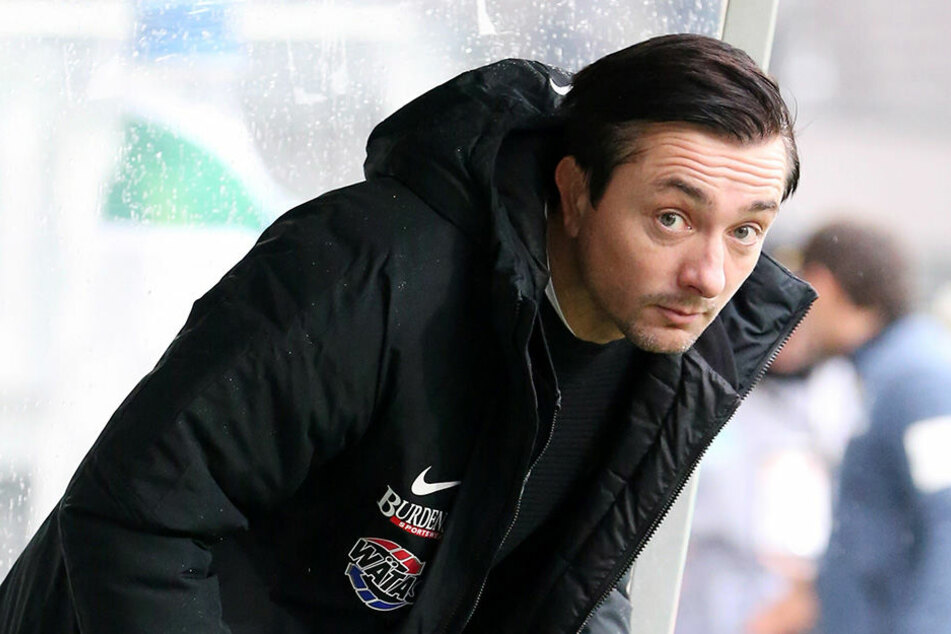 Daniel Meyer kommt die Pause für den FC Erzgebirge Aue nicht ungelegen.