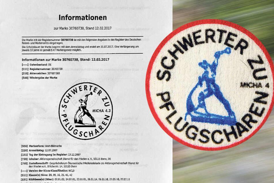 Die Patenturkunde. Die Rechte für den westdeutschen Verein laufen Ende Juli aus. Dann könnte er theoretisch um zehn Jahre verlängern.