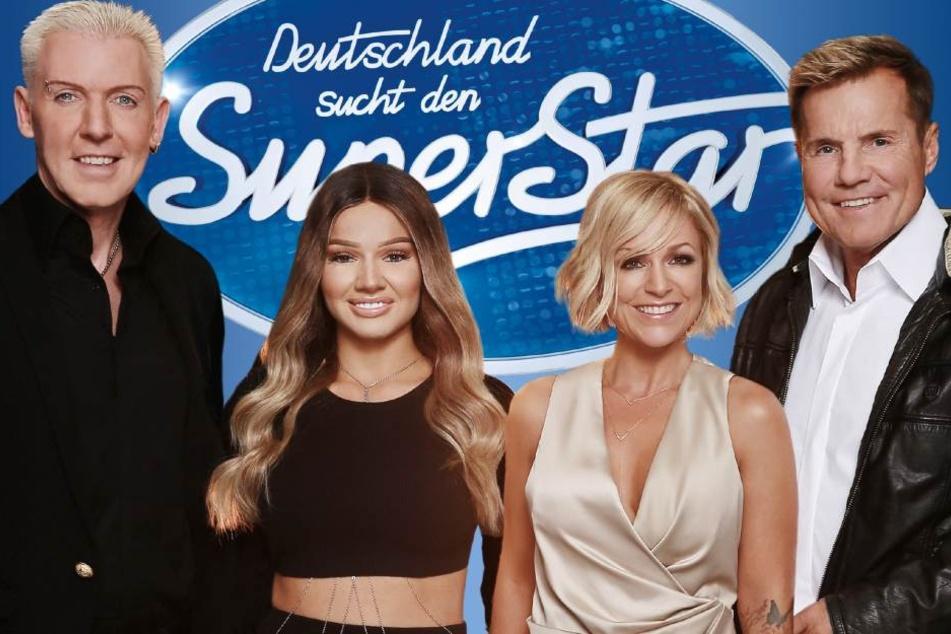 """Offenbar gab es Zoff hinter den Kulissen von """"Deutschland sucht den Superstar""""."""