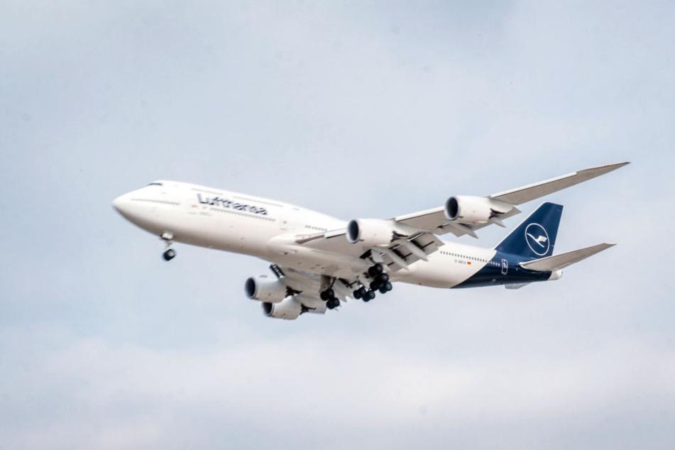 An Bord des Flugzeugs streikte die Wasserversorgung.