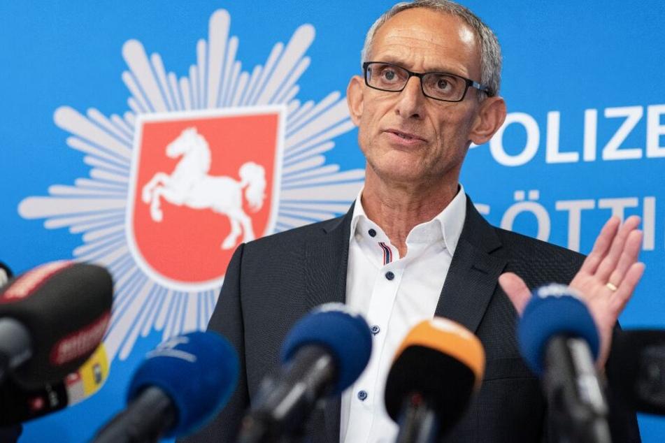 Kriminaldirektor Mathias Schroweg, leitet das Ermittlungsverfahren.