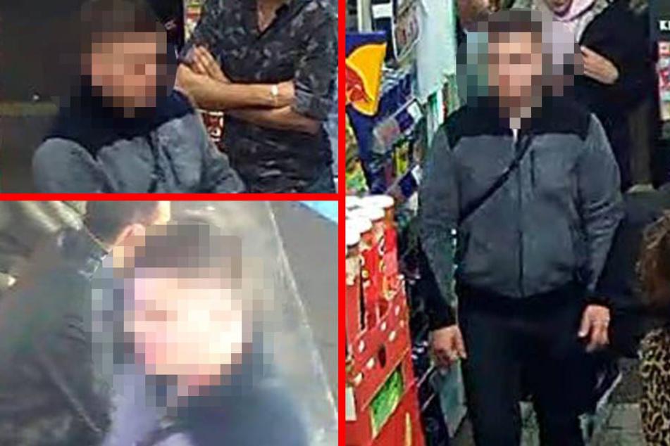 Wer kennt diesen Mann? Polizei fahndet nach Schläger und Handyräuber