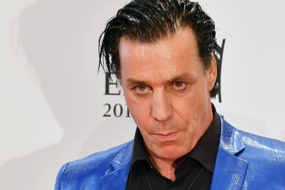 """Till Lindemann macht Appetit auf """"Blut"""": Hier könnt Ihr in den neuen Song reinhören"""