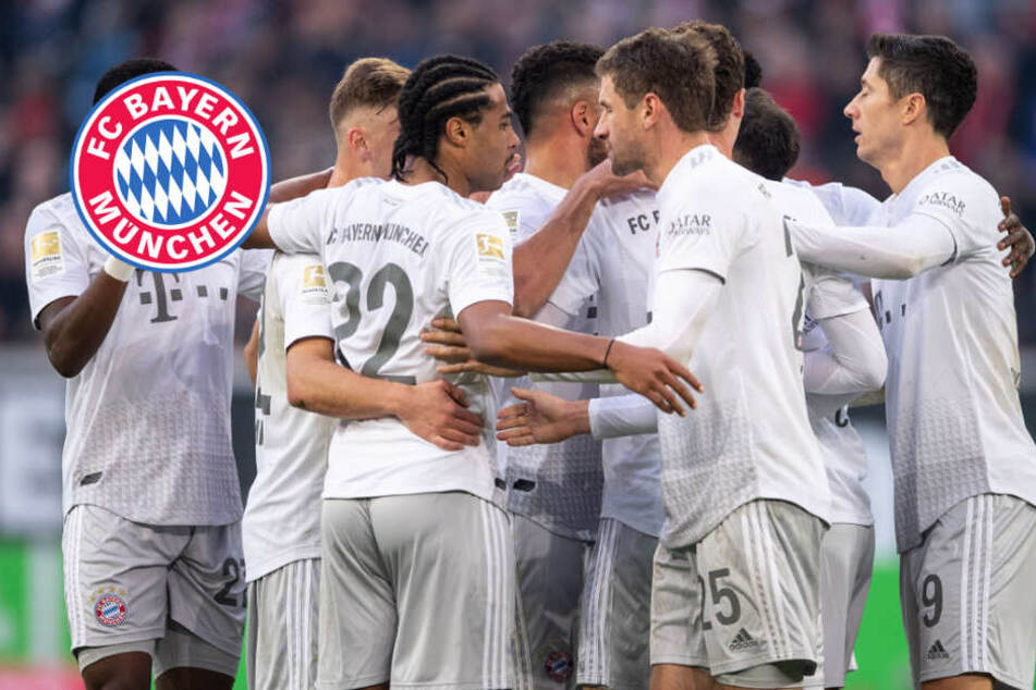 Torfestival! FC Bayern schießt Fortuna Düsseldorf ab