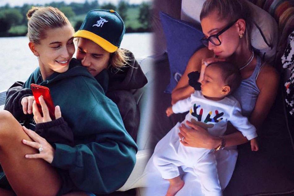 Bild Mit Baby Haben Justin Und Hailey Bieber Schon Ein Kind