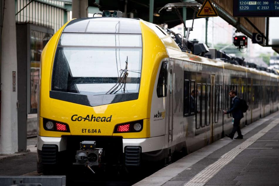 Bahnstrecke zwischen Stuttgart und Mannheim gesperrt: Jetzt muss Go Ahead umplanen