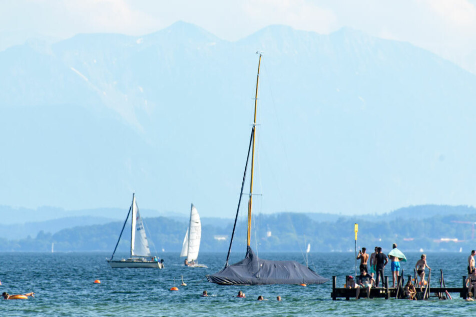 Im beliebten Ausflugsgebiet am Starnberger See leben besonders viele Millionäre. (Archivbild)