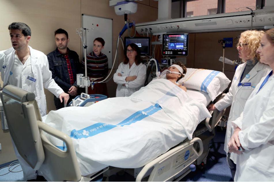 Über 6 Stunden tot: Ärzte erwecken Frau wieder zum Leben