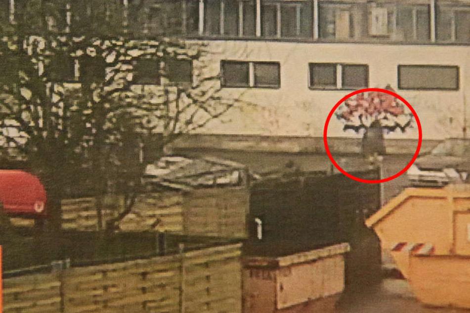 Mit diesem Bild hatte die Polizei nach dem Mann gesucht.